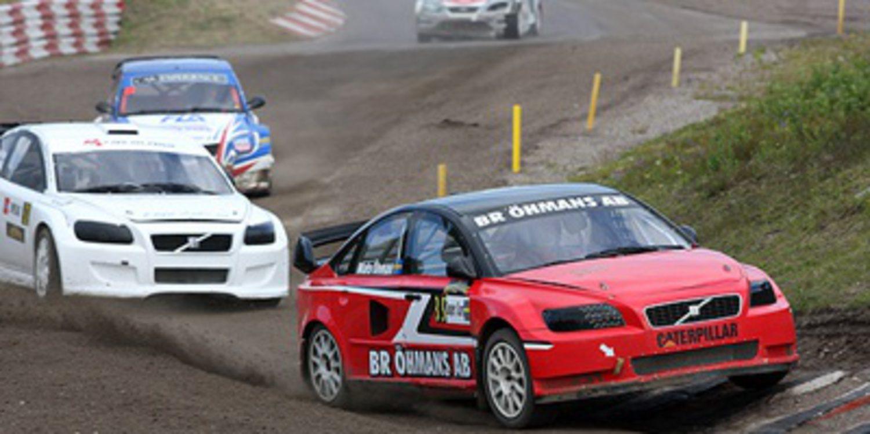 Mats Öhman disputará algunas pruebas del WRXC