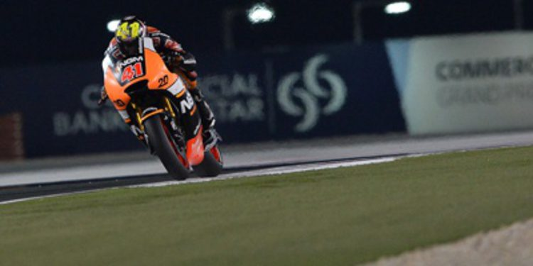 Aleix Espargaró se anota los FP2 de MotoGP en Catar