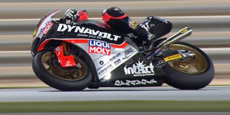 Sandro Cortese se lleva los FP3 de Moto2 en Losail