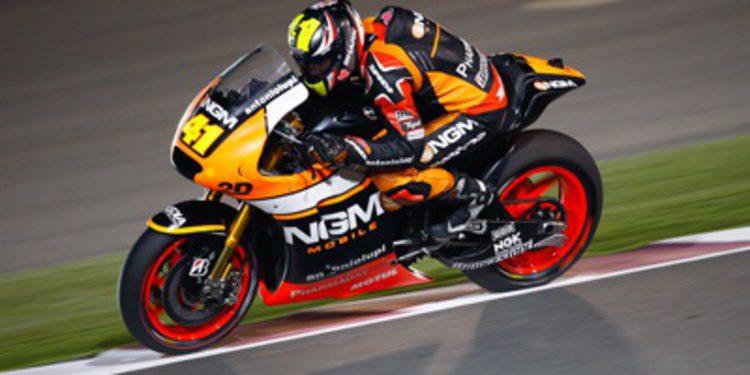 Aleix Espargaró encabeza el paso a la Q2 de MotoGP en Catar