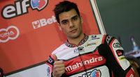 """Miguel Oliveira: """"Mi objetivo es estar en los tres primeros de Moto3"""""""
