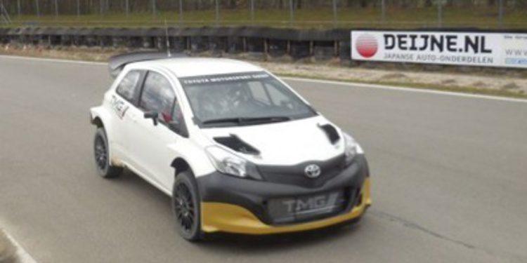 Toyota podría hacer algunos rallies del WRC 2015