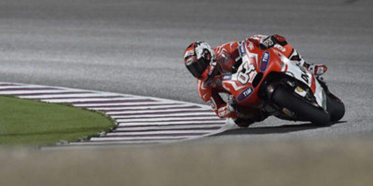 Directo FP4 y clasificación del GP de Catar de MotoGP 2014