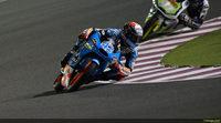 Alex Rins consigue la primera pole de Moto3 en Catar