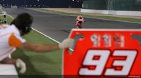 Marc Márquez estrena su título de MotoGP con pole en Catar