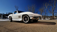La extraña historia del Chevrolet Corvette Stingray de Don McNamara