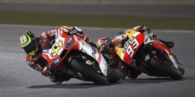 Directo del warm up del GP de Catar de MotoGP 2014