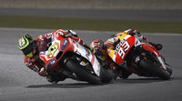 Directo del warm up del GP de Catar de MotoGP 2014