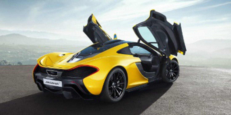 McLaren confirma el desarrollo del nuevo deportivo híbrido P15