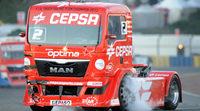 Comienza la pretemporada del Europeo de Camiones