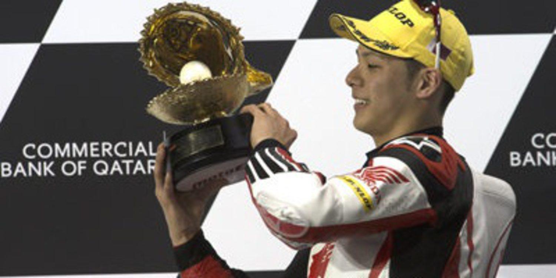 Takaaki Nakagami excluido del GP de Catar de Moto2