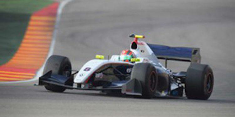 Jazeman Jaafar comienza liderando los test de la 3.5 en Jerez