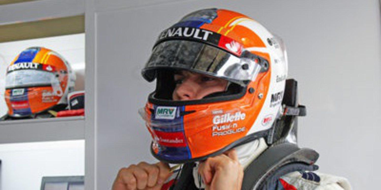 Bruno Senna trabaja para estar en la Formula E