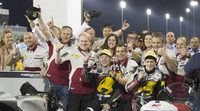 Marc VDS Racing con Monster como sponsor desde Catar