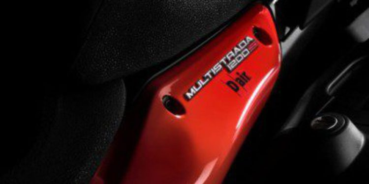 La nueva Ducati Multistrada llevará un sistema Airbag