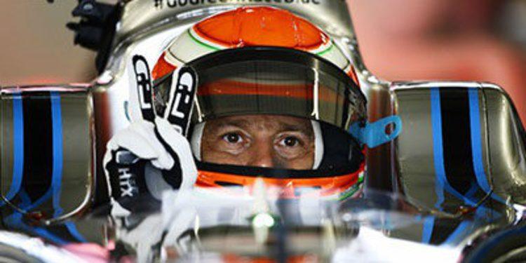 Jarno Trulli realiza un test con el Formula E