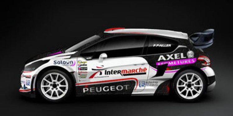 Fabien Pailler correrá dos pruebas del WRXC