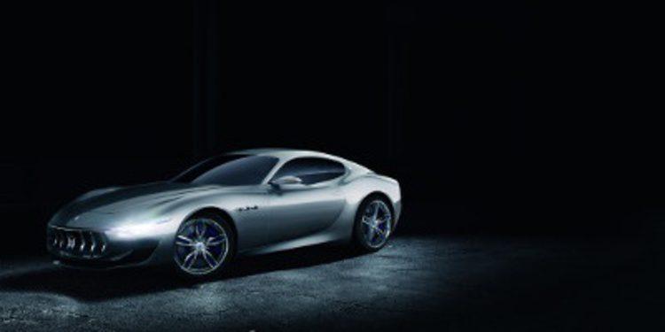 Maserati publica en vídeo el nacimiento del Alfieri