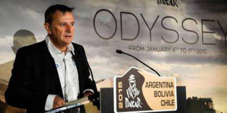 Presentado el recorrido del Dakar 2015 con novedades