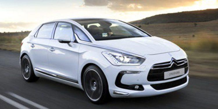 Citroën presenta mecánica BlueHDI para el DS5