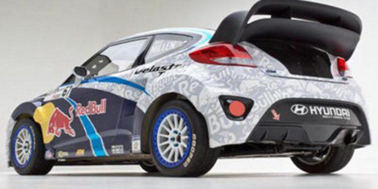 Hyundai desvela el Veloster y su proyecto en el GRC