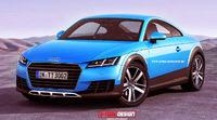 Propuestas de nuevas carrocerías del nuevo Audi TT