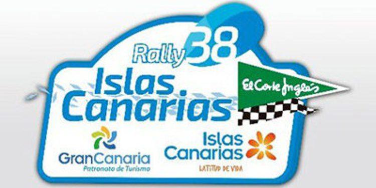 Previo del 38 Rally Islas Canarias 'El Corte Inglés'