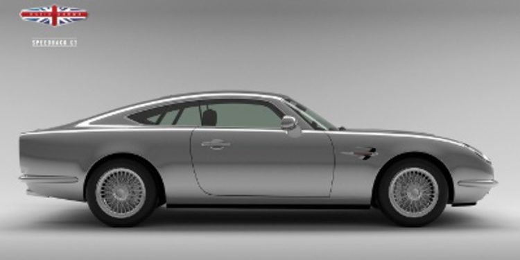 El Speedback GT de David Brown Automotive desvelado