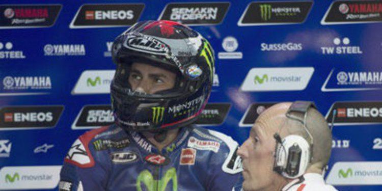 Lin Jarvis quiere renovar a Lorenzo y Rossi por Yamaha
