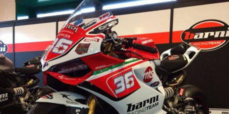 Barni Racing disputará tres pruebas del WSBK en 2014