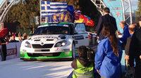 Orden de salida para el Acrópolis Rally del ERC 2014