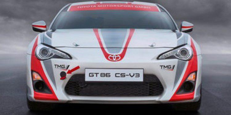 El tapado y olvidado de Toyota es el GT86 CS-R3