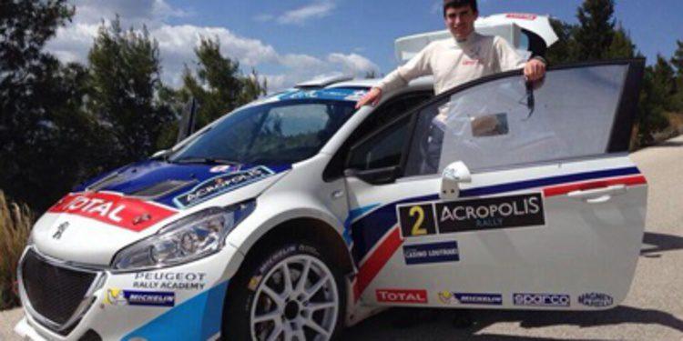 Craig Breen lidera la primera etapa del Acrópolis del ERC
