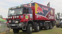 Detenidos del Team Epsilon del Dakar puestos en libertad