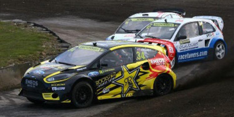 Autosport patrocina la carrera de Lydden Hill del WRXC