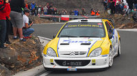 Auriol y Cruz ganan un soso Rally de Canarias