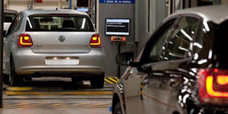 La factoría de Volkswagen en Navarra cumple previsiones