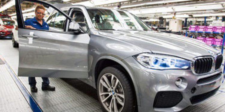 BMW amplía la factoría de Spartanburg, en EE.UU.