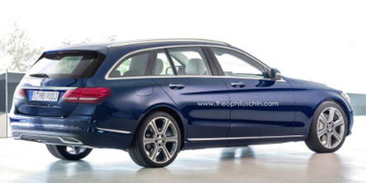 Conoce el futuro aspecto del próximo Mercedes Clase C familiar