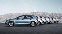 Evolución del Volkswagen Golf tras cuatro décadas