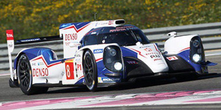 Tests WEC en Paul Ricard: Porsche da la primera estocada