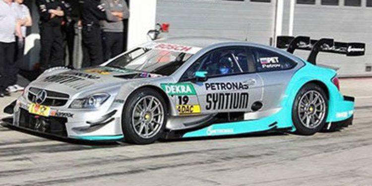 Miguel Molina es el más rápido en el primer día de pruebas en Hungaroring