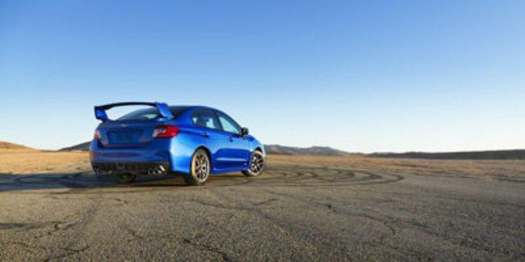 El nuevo Subaru WRX STI da el salto a la gran pantalla