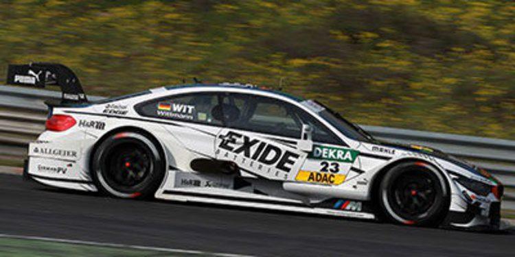 BMW presenta las libreas restantes en el DTM