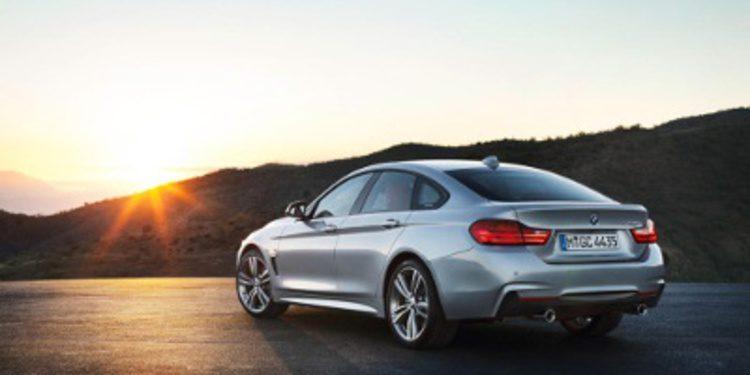 BMW publica los precios del nuevo Serie 4 Gran Coupé