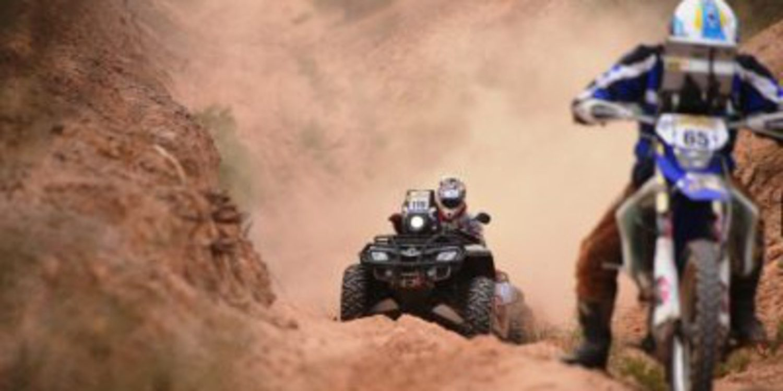 Inscritos en el Desafío Ruta 40 de las Dakar Series 2014