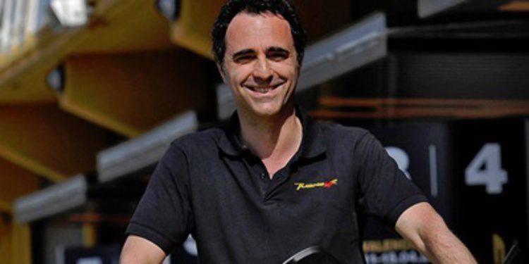 Romano Albesiano comenta la llegada de Aprilia a MotoGP