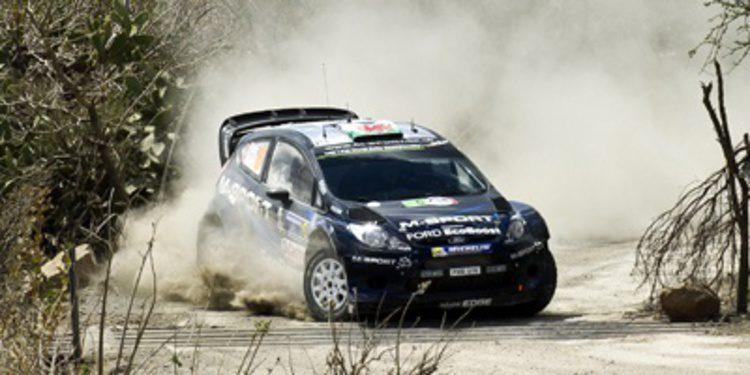 Nuevo reto en el Rally de Portugal para M-Sport