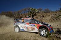 El Rally de Portugal será un duelo en el fango del Algarve