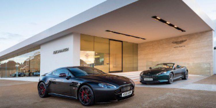 Aston Martin Works celebra el mejor mes de su historia